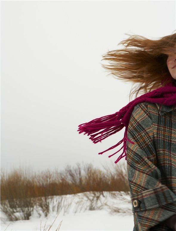 Soğuk havada mümkün olduğunca az kalmak, rüzgârı arkaya almak.
