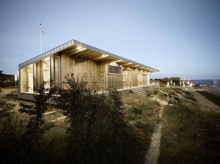 Galería - Paseo Costero y Club de Yates en Playa Esbjerg / Nathan Romero Arkitekter + Spektrum Arkitekter - 4