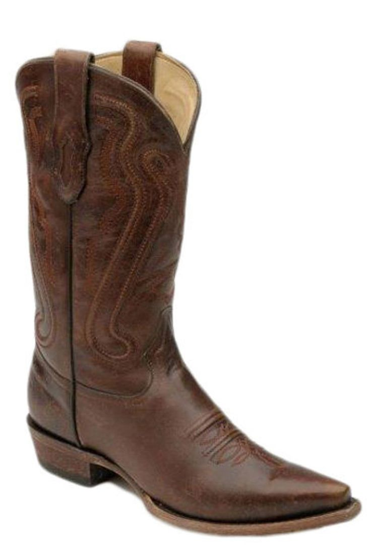 Corral Boots Men's Tan Shaded Classic Cowboy Boots |Corral Boots
