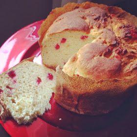 panettone sin gluten receta