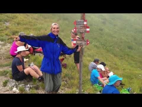 100 000 skridt i Alperne    - rejse til italien i bjerge