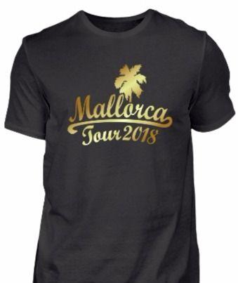 Mallorca Tour 2018 T-Shirts für einen glanzvollen Malle Auftritt