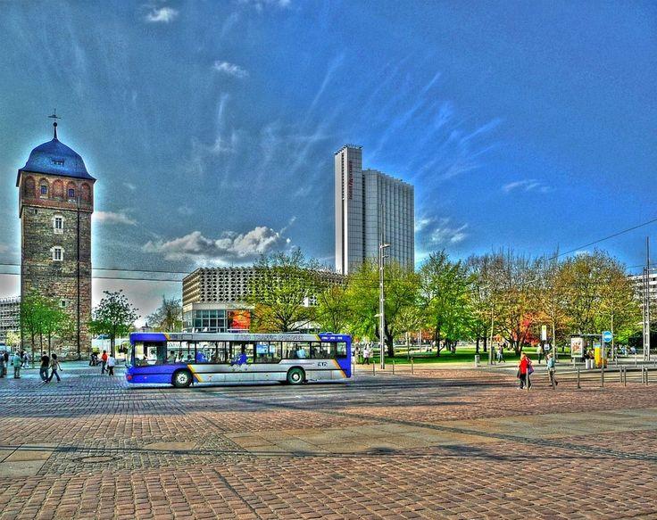 Chemnitz City - Germany HD Wallpapers and Photos | vivowallpapar.com
