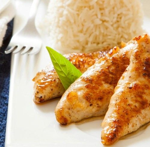 Курица с лаймом и кинзой – пошаговый рецепт с фото от Петелинки