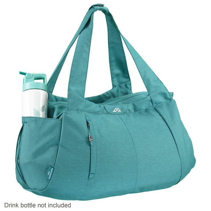Fitness Stocking Fillers - Joule 20L Women's Gym Yoga Tote Bag - Blue Lagoon online at Kathmandu