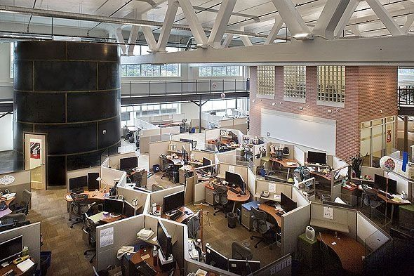 Great Tech Companies Offices Google Cool Office Office Design Design