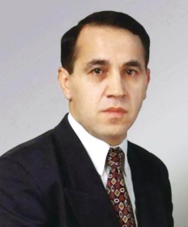 Фред ИСКЕНДЕРОВ