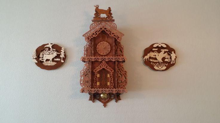 7. Часы. Birmingham Pendulum Clock