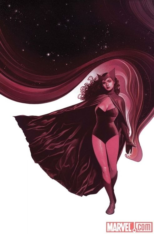 Scarlet Witch by Travis Charest