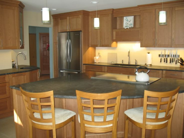 Natural Cherry Kitchen Cabinets More Natural Cherry Cabinets Cherry