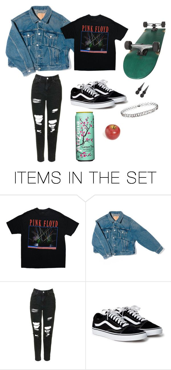 """""""grunge skater"""" by arianna-kowalsky on Polyvore featuring art"""