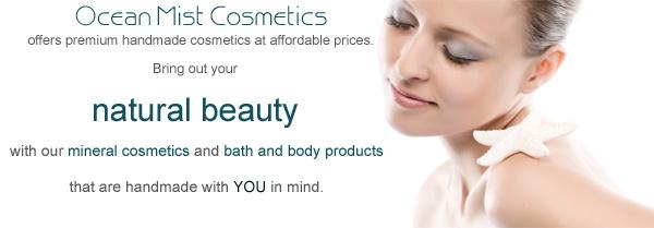 Ocean Mist Cosmetics - Minerali totalmente naturali ~ diemmemakeup