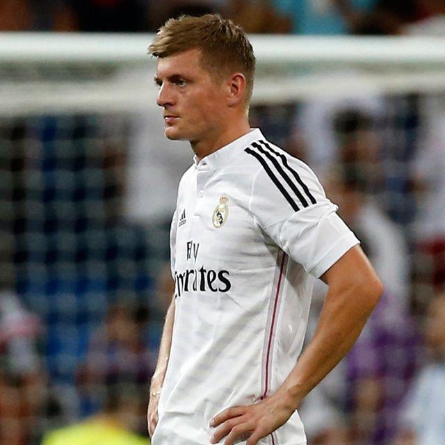 Atletico Madrid  hat den Stadtrivalen Real mit Weltmeister Toni Kroos schon zu Saisonbeginn in eine kleine Krise gestürzt. Spaniens Meister gewann das