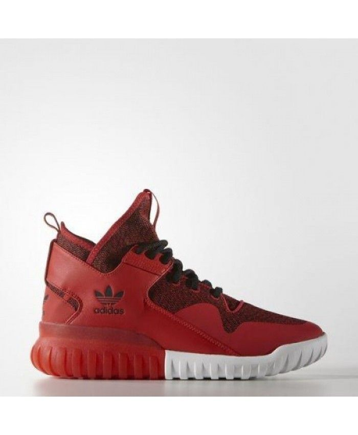 73b639788ad Adidas Originals Tubular X Red Core Black S74929 Shoes is