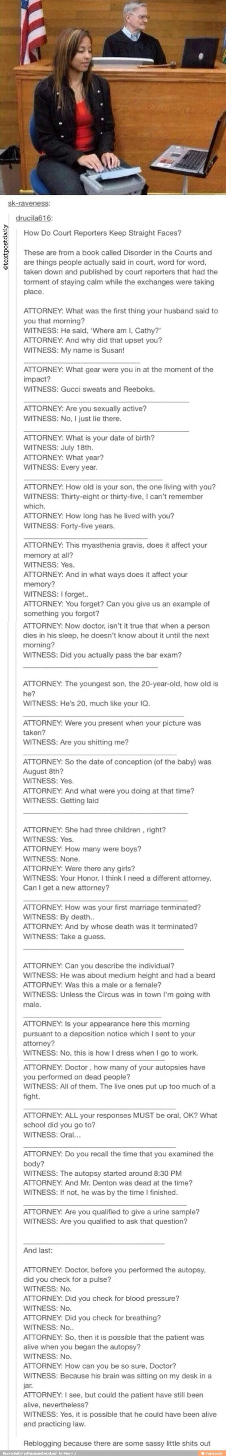 My favorite ones are the   doctor ones. The one at the end had me laughing out loud!!!