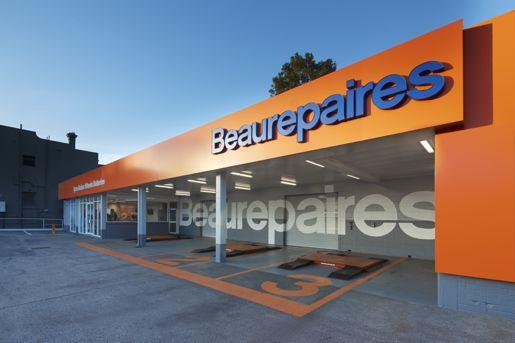 Diadem - Beaurepaires / Total Branded Environment