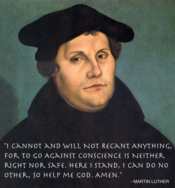 Reformation Day: ideas for studying the life and works of Martin Luther