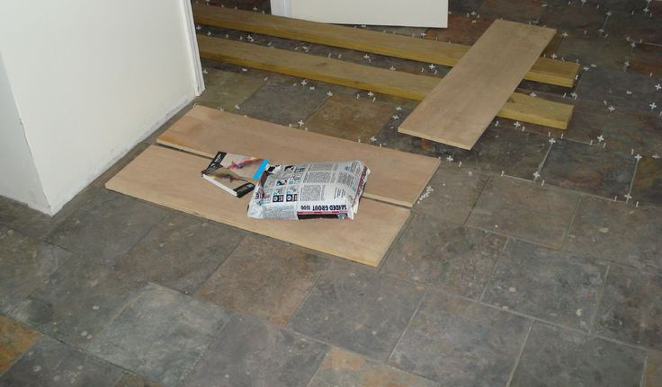 Refinishing and Maintaining a Slate Tile Floor - Without getting a Divorce