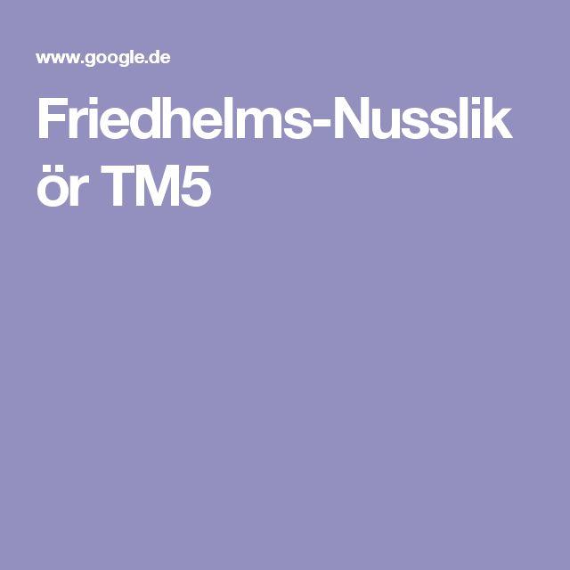 Friedhelms-Nusslikör TM5