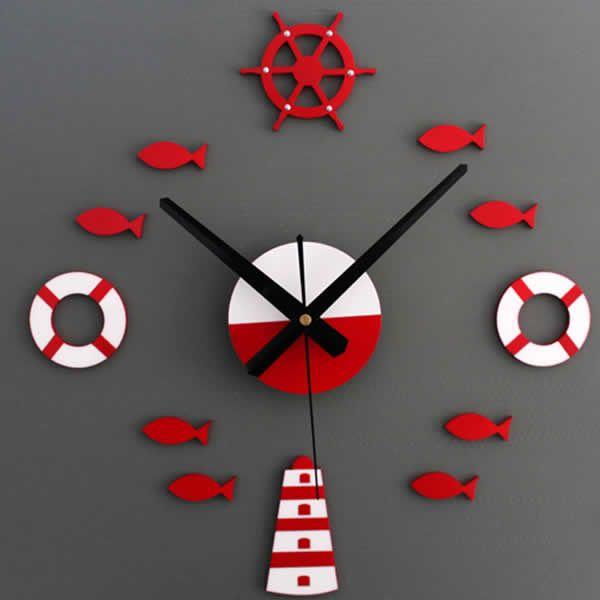 DIY Reloj de pared,