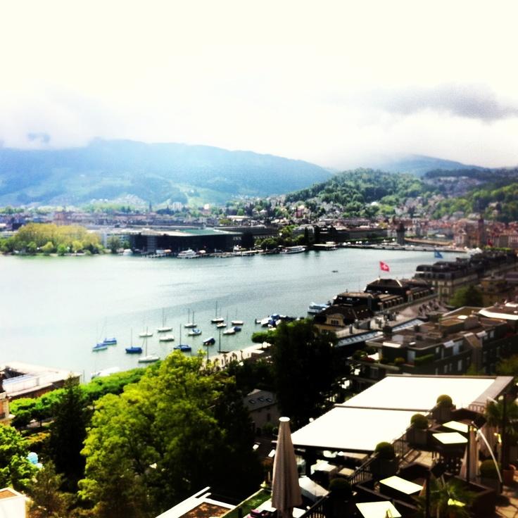 Lucerne, Switzerland. Love it!