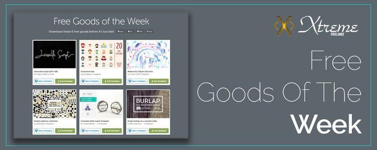 Free Goods Of The Week  Feb.27 #xtremefreelance #wordpressdevelopment