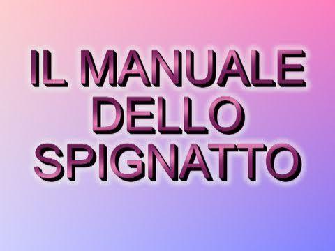 !!!!!▶ MANUALE SEMPLICE per Spignattare! - YouTube