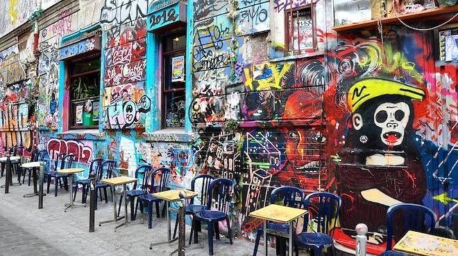 Rue Dénoyez | France, Paris, 20e arrondissement, Graffiti | Guide des idées sorties, événements, restaurants, cinéma