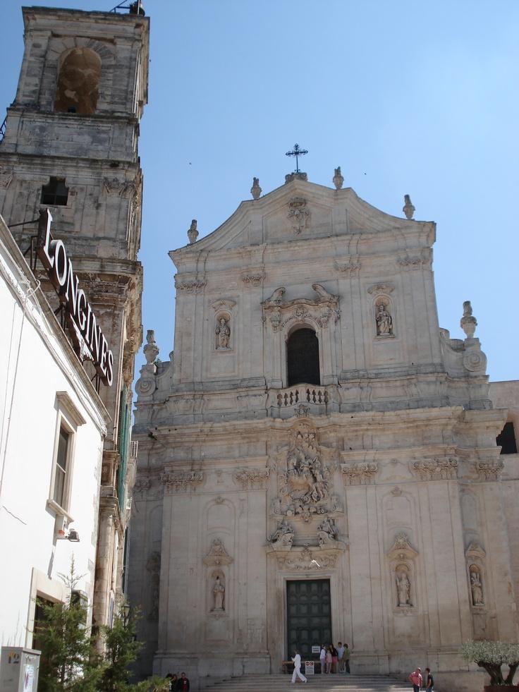 Basilica San Martino - Martina Franca  www.lovingpuglia.it