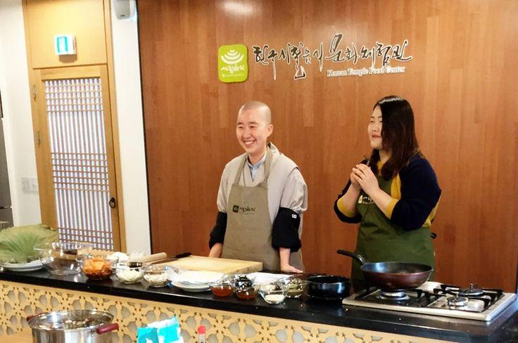 Seoul: Korean Temple Food