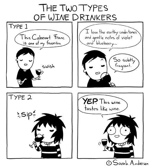 I'm definitely Type 2 lol