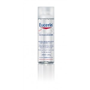 Eucerin Dermatoclean 3 en 1 Solución Micelar