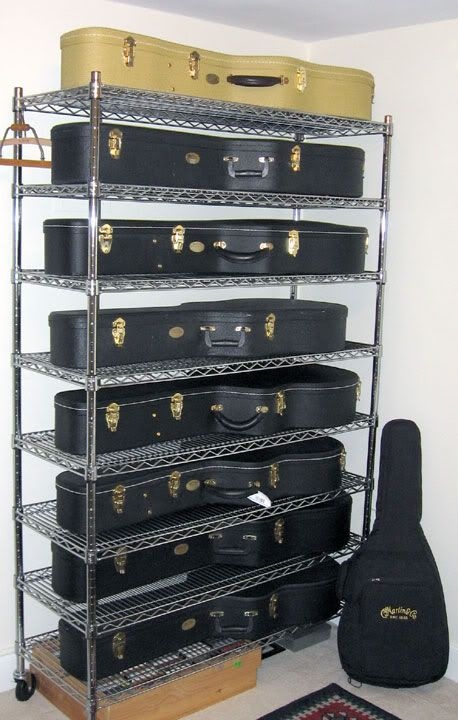 Guitar Storage - The Acoustic Guitar Forum