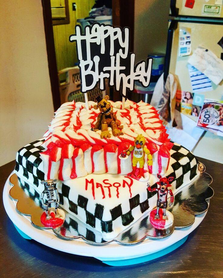 Th Birthday Cake Ideas