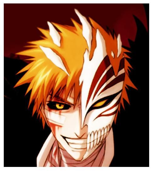 Bleach Ichigo Hollow