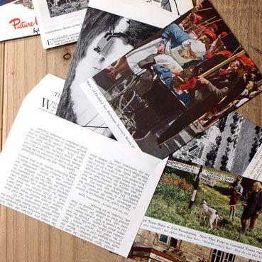 【楽天市場】チャルカ ジオグラフィック封筒 20~40's【メール便対象品】:slowworks