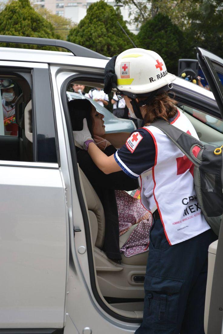 MedSlinger StatPacks apoyando a los Profesionales de Cruz Roja Mexicana #SoyEMS EMS Mexico | Equipando a los Profesionales  Fotografía compartida de Cruz Roja Mexicana Sede Nacional