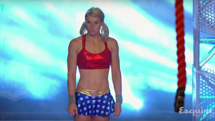http://heysport.biz/index.html Jessie Graff made this look easy.