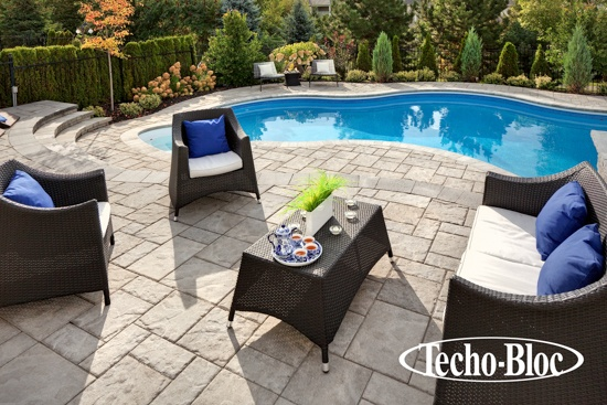 Outdoor Poolside This Is Blu By Techo Bloc Www Techo
