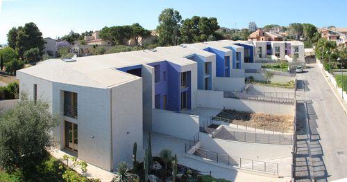 "Residenze ""Le case Blu"", Tremilia, Siracusa"