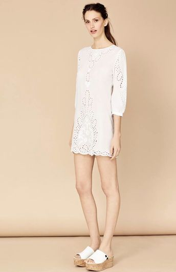 Look Total White de #Delaostia #showroom   #palermostudio