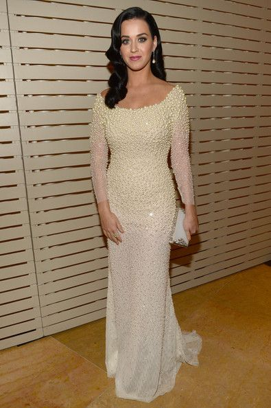 Katy Perry Photo - The 55th Annual GRAMMY Awards - Pre-GRAMMY Gala And Salute To Industry Icons Honoring L.A. Reid - Red Carpet