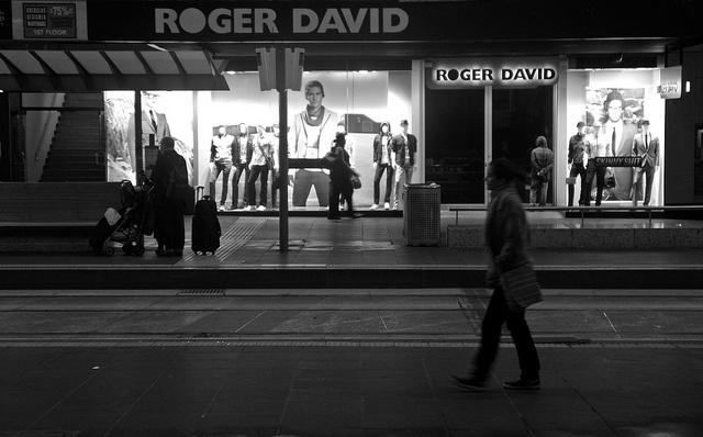 Roger David in the Morning by Leon Sammartino, via Flickr