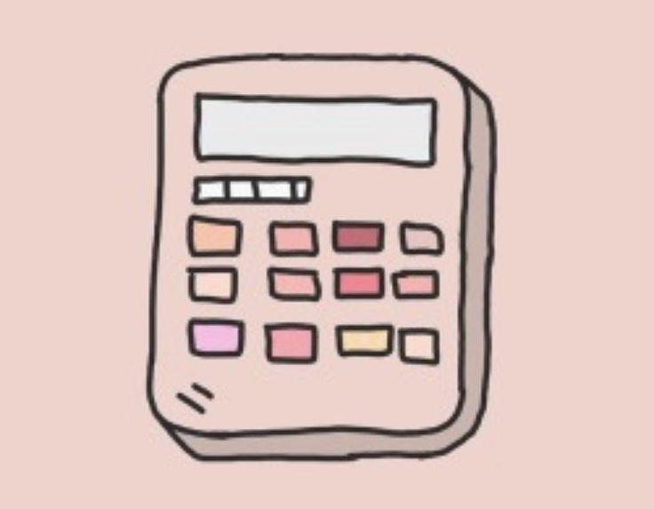 Calculator app icon in 2020 Iphone icon, Cute app, App