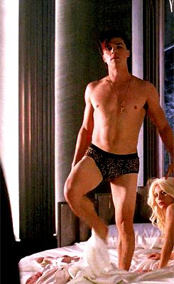 Pin for Later: 12 Times Finn Wittrock Is the Best Damn Thing About American Horror Story Yep, here too.