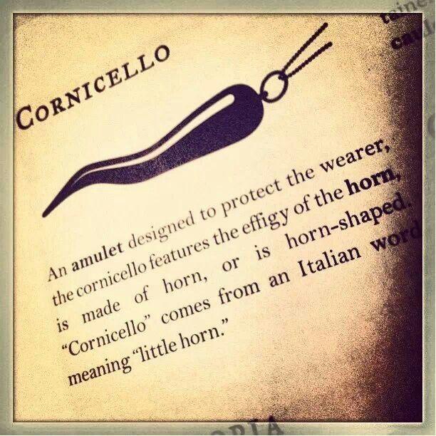 Good Luck Tattoos Italian