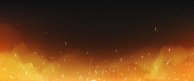 Download Realistic Fire With Smoke And Weld Sparks Flame For Free Love Background Images Futuristic Background Vector Free