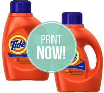 tide laundry detergent coupons 2013