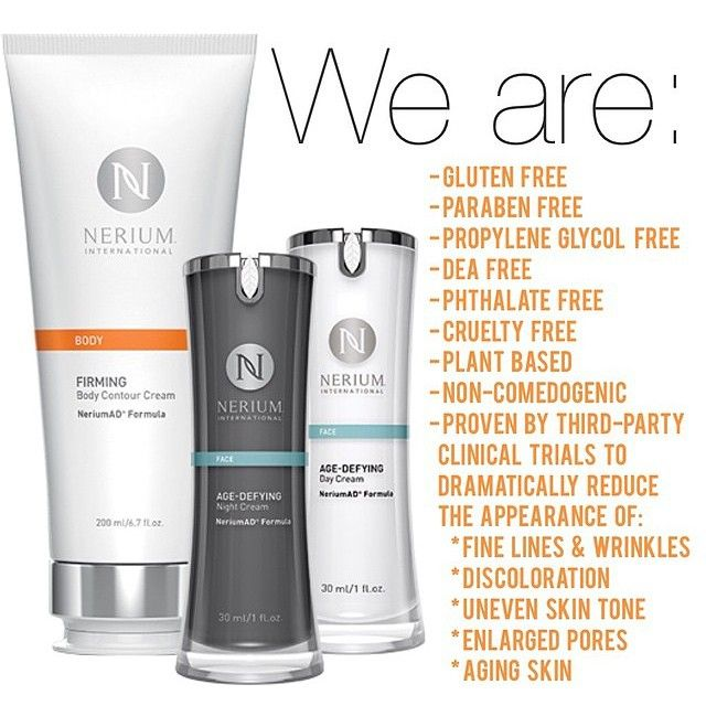 I just spent the last.... I can't tell you how many days... Researching / reading / testing ... A gazillion billion protein powders. I had so many specifications! I'm so glad that I don't have to EVER AGAIN do that for my skin care. Nerium has got us covered! If you have sensitive skin, this is an absolute MUST TRY! www.mccallrandall.nerium.com