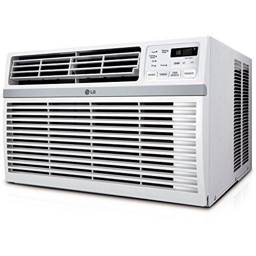 LG 8,000 BTU 115V Window-Mounted AIR Conditioner with Remote Control - http://appliances.wegetmore.com/lg-8000-btu-115v-window-mounted-air-conditioner-with-remote-control/